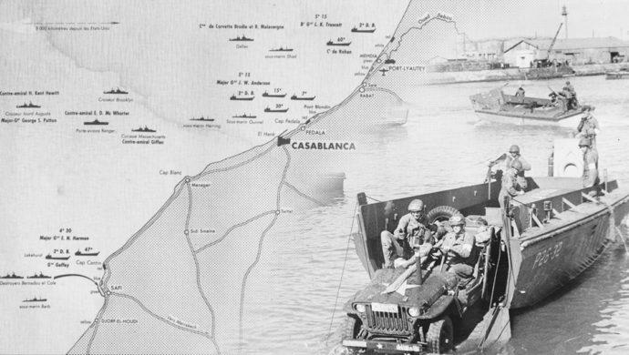 TORCH : Débarquement allié en Afrique du Nord